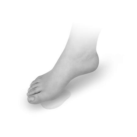 Absorbują wstrząsy w przedniej części stopy - SALMA GEL LUX