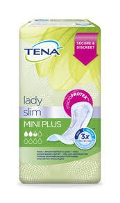 Tena Lady Slim Mini Plus a16