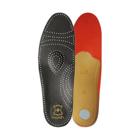 Wkładka ortopedyczna na wrażliwe stopy - PERFECT PLUS - czarna